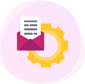 img-design Automated trigger emails