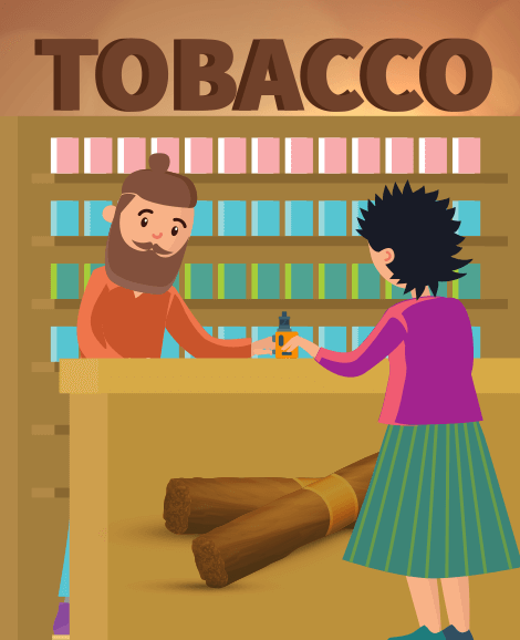 Tobacco Store Industry Marketing