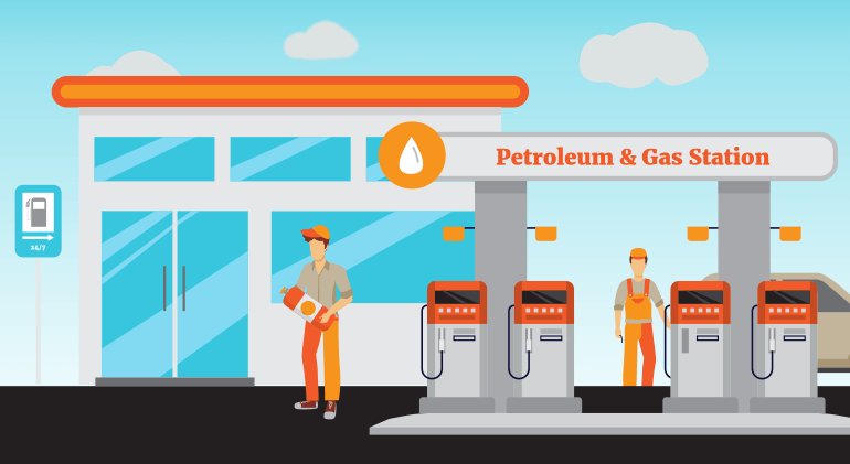 ind-fuel-station